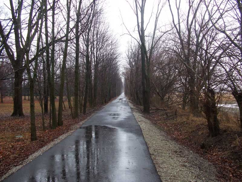 Monon Trail In Biddle Memorial Park Sheridan In Beautiful Places Memorial Park Monon