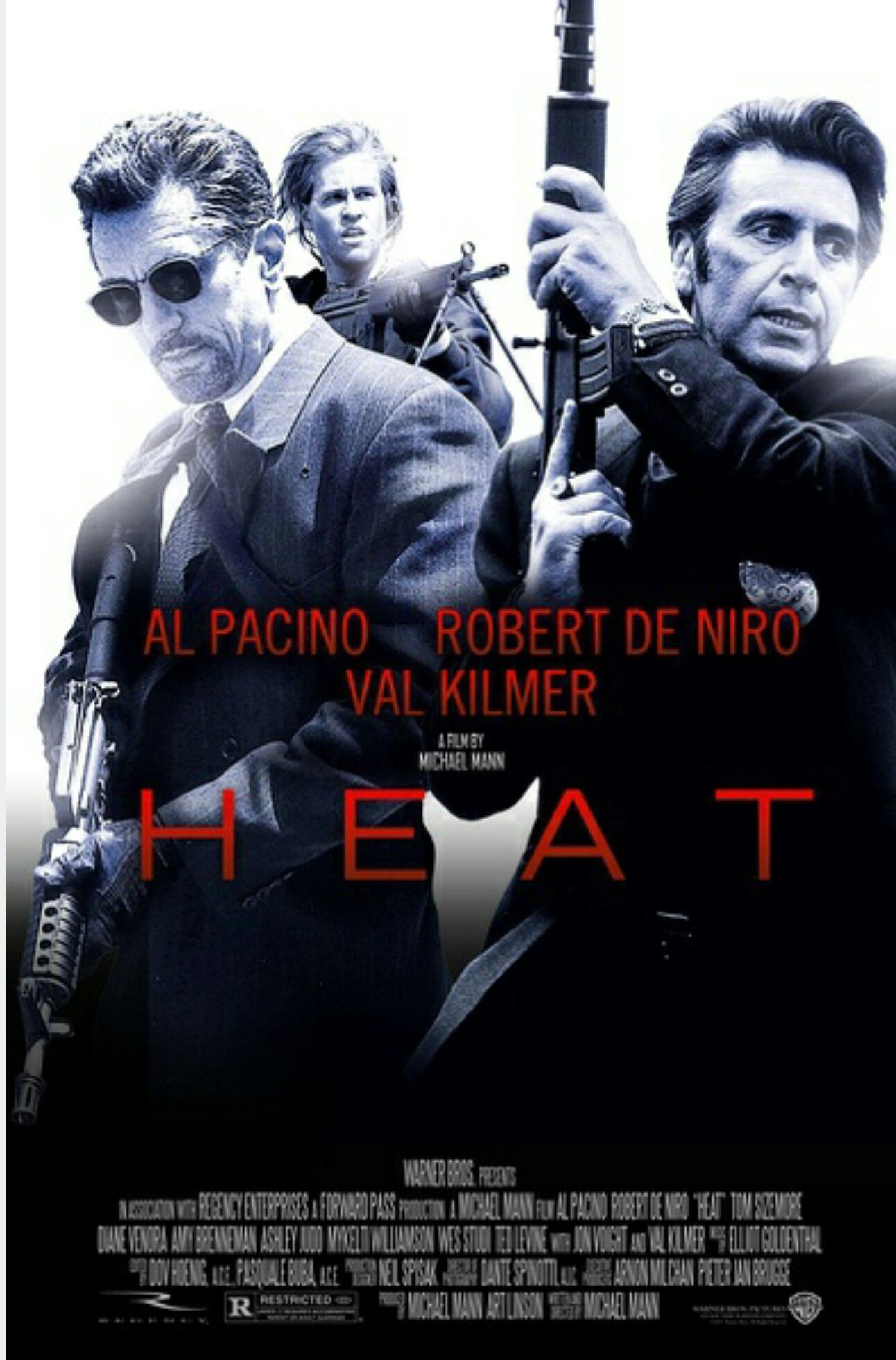 Pin By Anthony P On Movies Film Choices Heat Movie Film