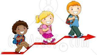 walking feet Clip Art | huu…nannu school ge hogalla ...