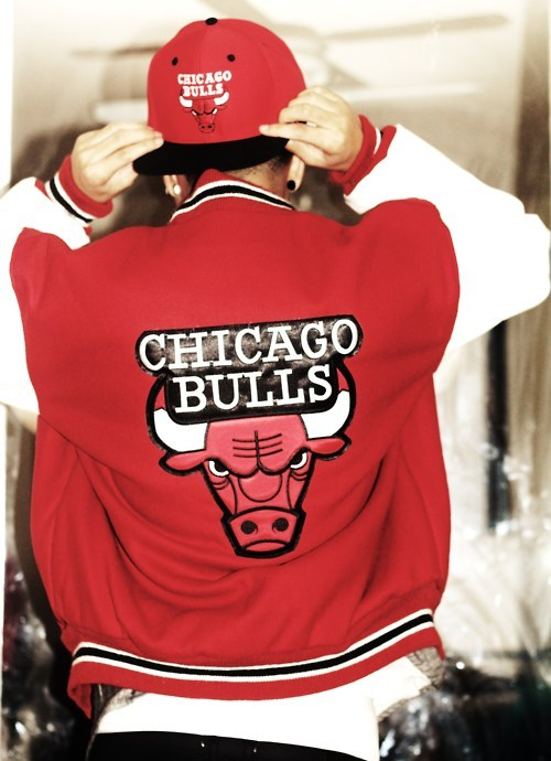 Go Bulls Chicago bulls outfit, Mens outdoor jackets