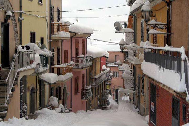 Montemiletto (Avellino, Irpinia) South of Italy | Campania