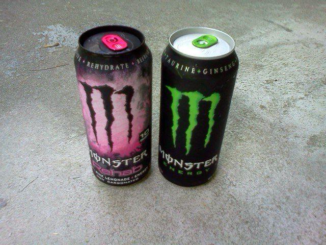 Monster Energy Drinks Energeticheskie Napitki Fotoiskusstvo Fotografiya Tela