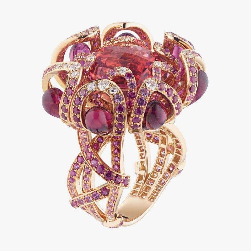Кольцо Hortensia от Chaumet