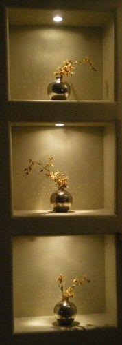 Bathroom Niche Decor : Bathroom art niche design pictures remodel decor and