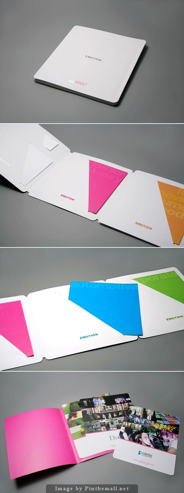 2e73016cf Me parece una idea interesante quizas para el paquete de Directoras para  presentar los nuevos moods de fragancias...   design  collateral  marketing