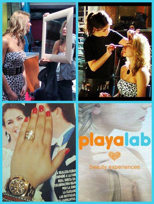 Beauty Experiences de #Playalab en  #Moda_Shopping #Madrid VER: http://lookandfashion.hola.com/aloastyle/20130703/belleza-y-estetica-segun-ls-bloggers-3-beauty-experiences-en-playalab/ EN #HOLA #HOLAMODA #lookandfashion #Moda_Shopping