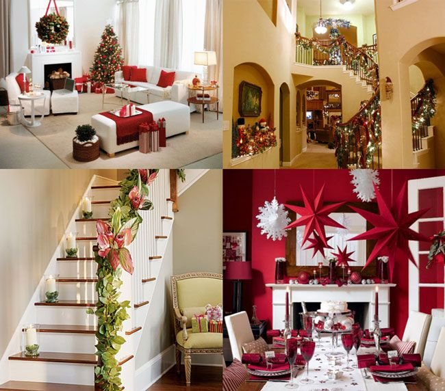 Holiday Decorating Ideas 2014 decorate church dinner table with christmas hyams | beautiful