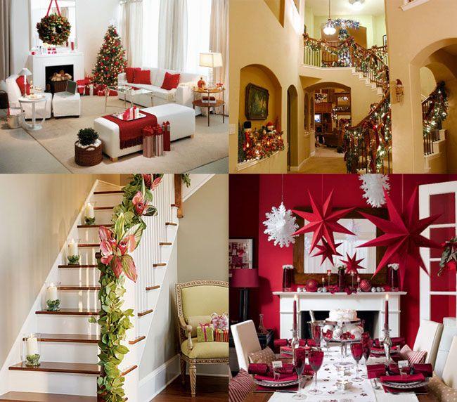 Christmas decor & decorate church dinner table with christmas hyams | Beautiful ...