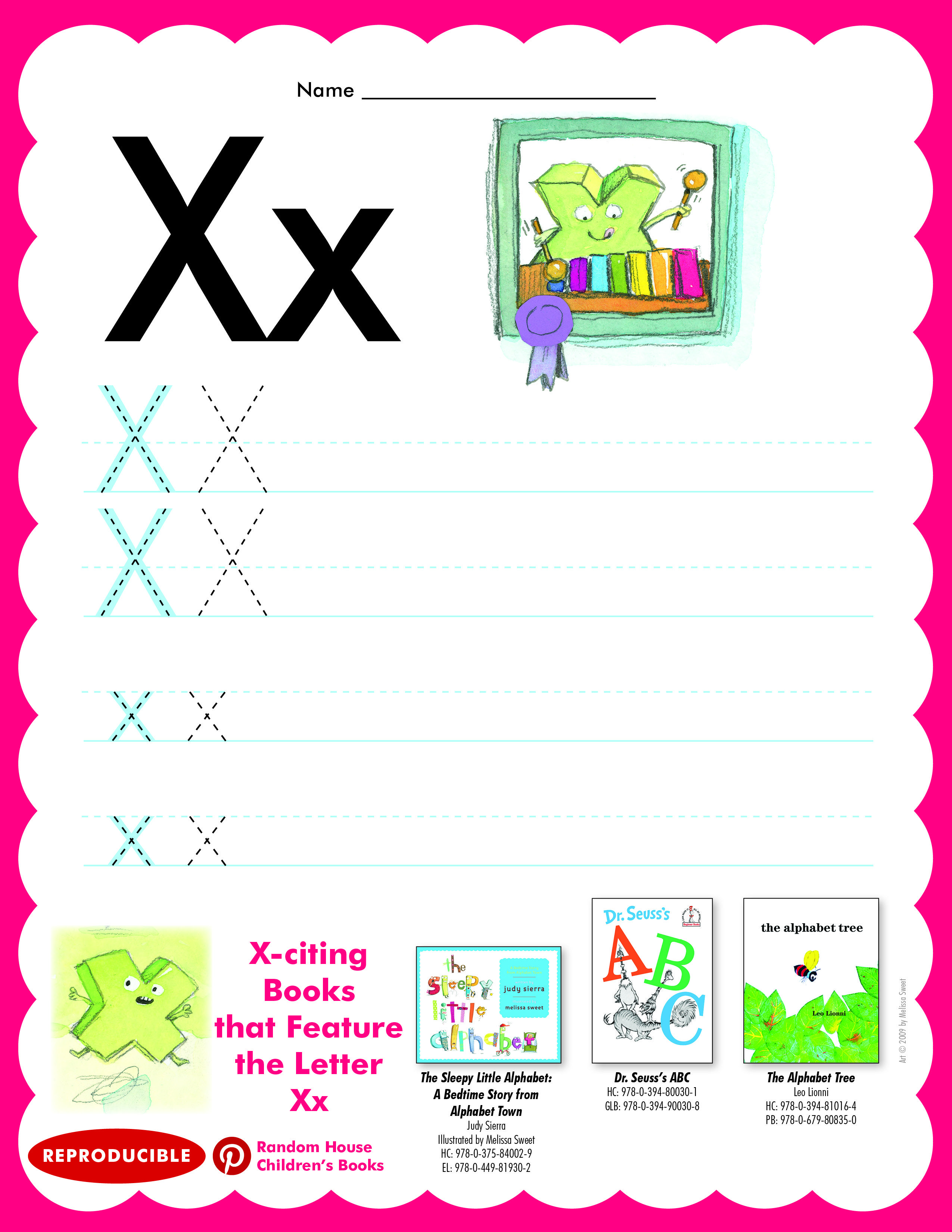 have students practice writing letter xx then read the sleepy