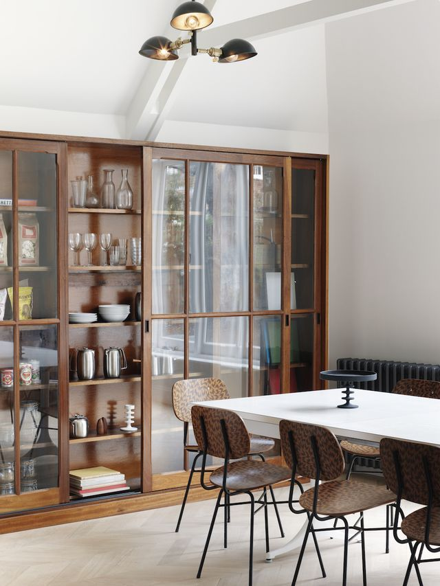 Kitchen of the Week: A Simple System from Studio MacLean ...