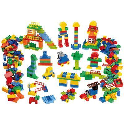 bo te xxl duplo 560 pi ces lego duplo jeux de. Black Bedroom Furniture Sets. Home Design Ideas