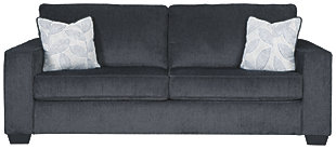 Altari Queen Sofa Sleeper Slate Sofa