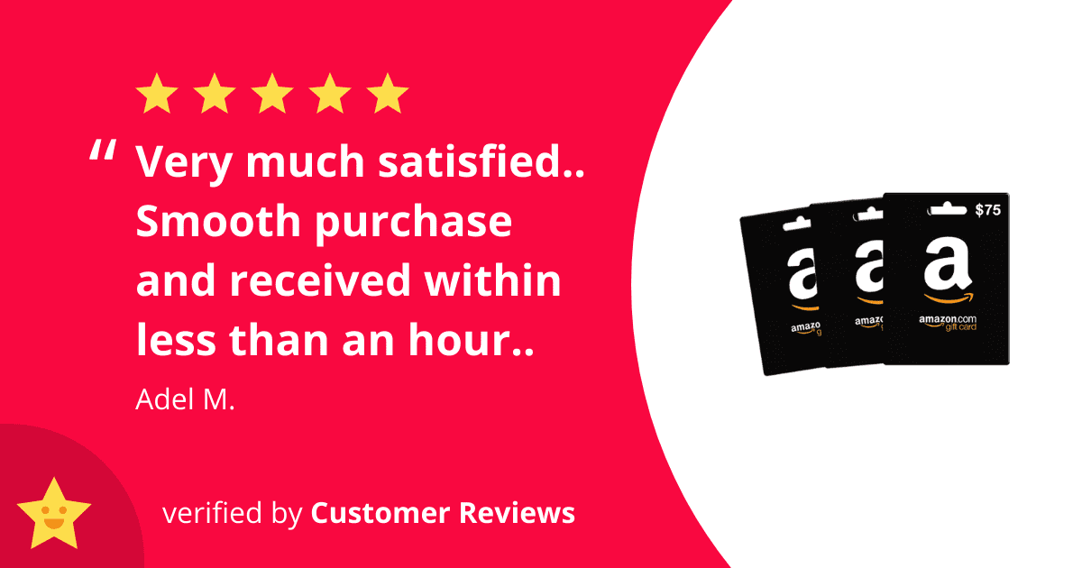 5 Star Review From One Of Our Honourable Customer Gameonbd Amazon Giftcard 5star Amazon Gifts Amazon Gift Cards Digital Gift Card