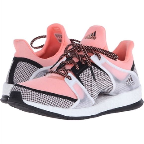 Adidas Pureboost X Training Sneakers Womens Athletic Shoes White Athletic Shoes Adidas Pure Boost