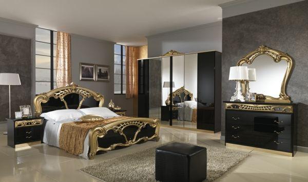 luxus schlafzimmer einrichtungsideen designer möbel | luxurious ... - Luxus Schlafzimmer Design