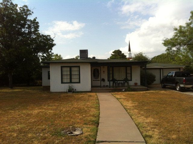 Photos And Maps For 206 E 39th St San Angelo Tx 76903 Search