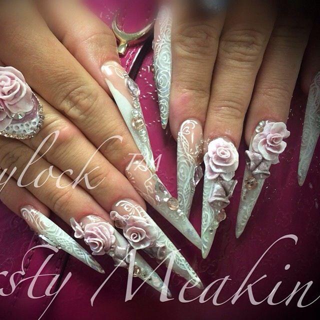 Kirsty Meakin Nail Art: Nails, Acrylic Nails
