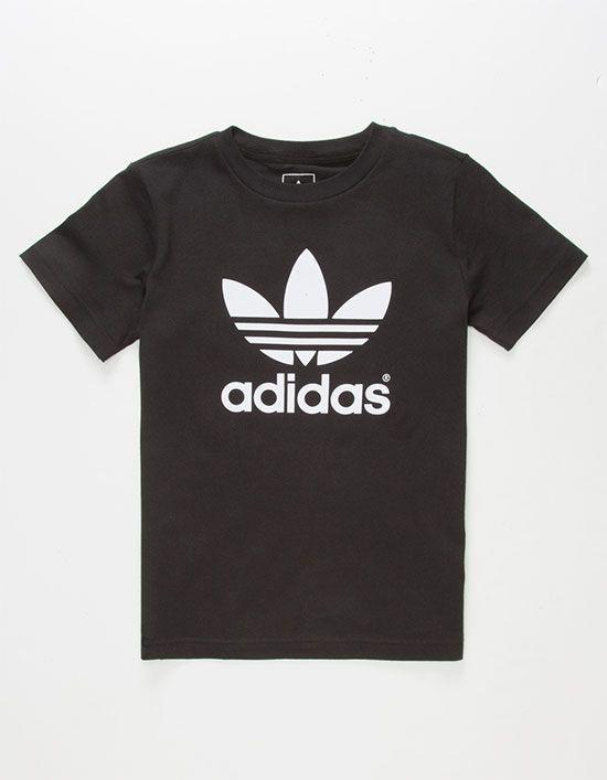 Trefoil T ShirtsAddidas ShirtSwag Shirts Adidas Boys 34Lqc5RjA