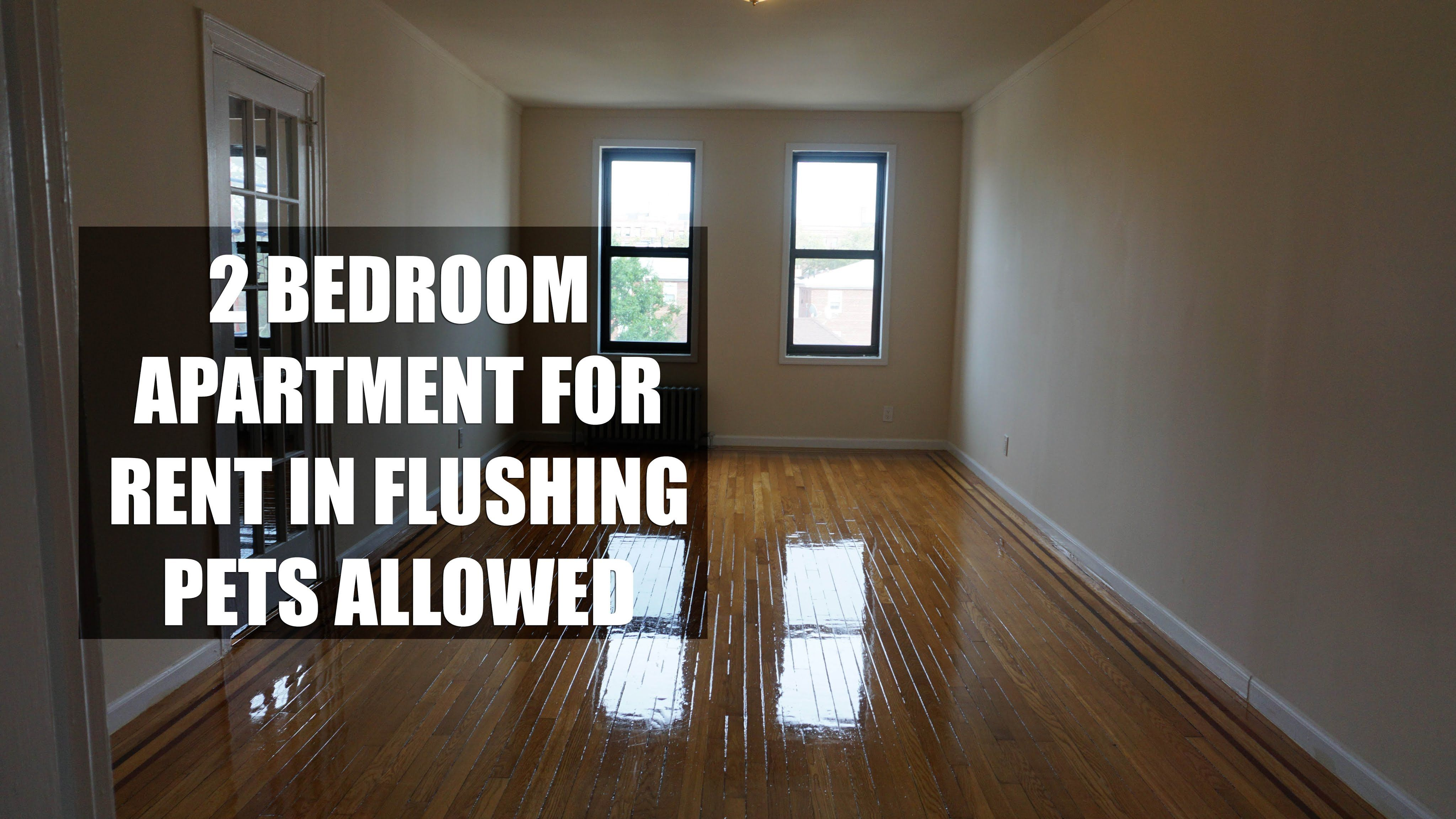 2 Bedroom apartment for rent in Flushing, Queens NY