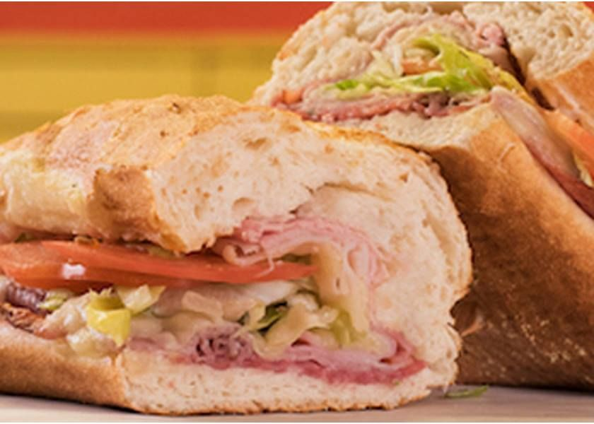 We're delivering from PotBelly! Sandwiches, Potbelly