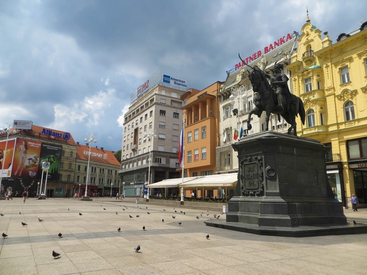 A Local S Travel Guide To Zagreb Croatia Earth S Attractions Travel Guides By Locals Travel Itineraries Travel Tips And More Zagreb Croatia Zagreb Croatia