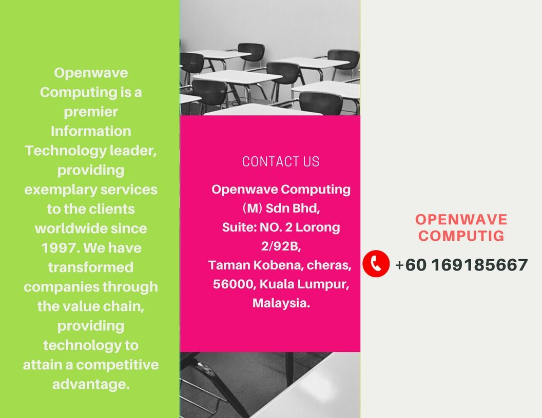 Pin by Openwave Computing Malaysia on Web and Mobile App