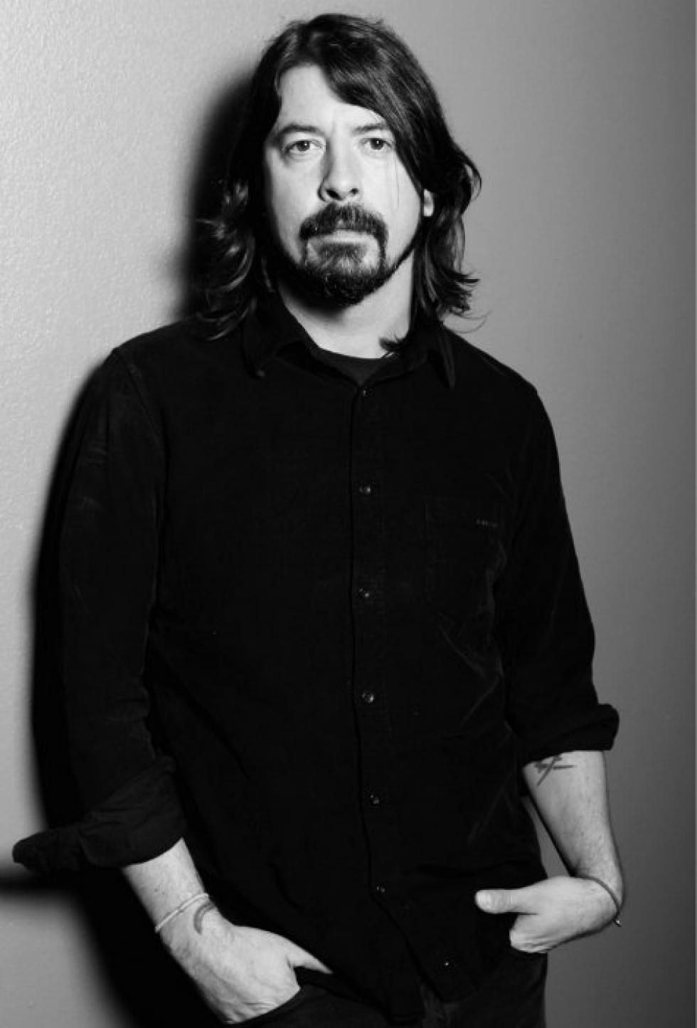 Dave Grohl - Foo Fighters/Nirvana