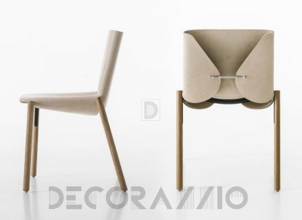 #chair #furniture #interior #design стул без подлокотников Kristalia 1085 Edition, NR22RE