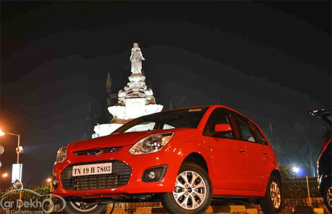 Ford Figo tops J D  Power Asia Pacific Vehicle Dependability