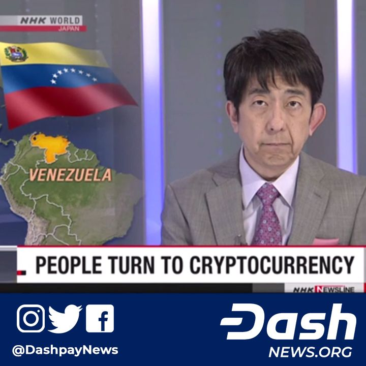 Japanese news network NHK recently covered Dash's expansion in