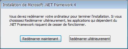 FRAMEWORK TÉLÉCHARGER V4.0.3019 NET