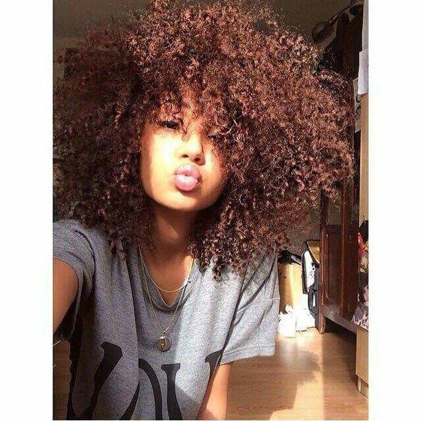 Exceptionnel images de fille swag cheveux boucles - Recherche Google | je temme  YR44