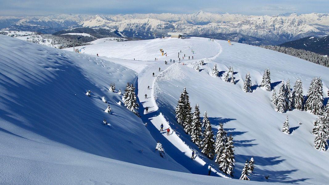 Skigebiet Geheimtipp