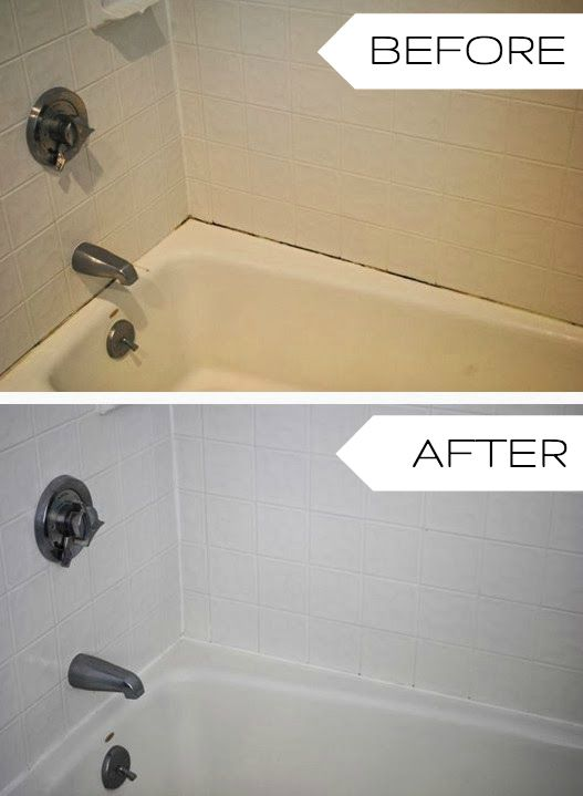 Update An Old Bathtub In Three Easy Steps Bathroom Home