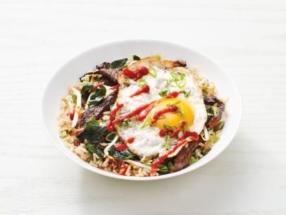 Steak and egg fried rice bowl recipe rice bowls fried rice steak and egg fried rice bowl entree recipesrice forumfinder Images