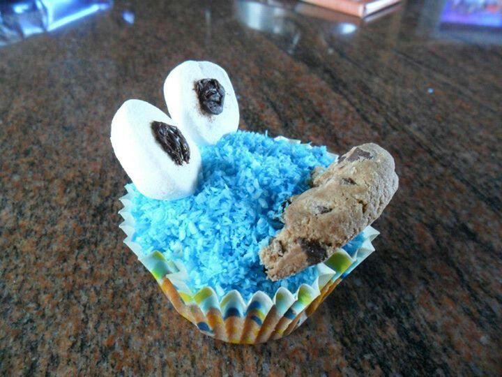 Monstruo de las galletas / cookie monster