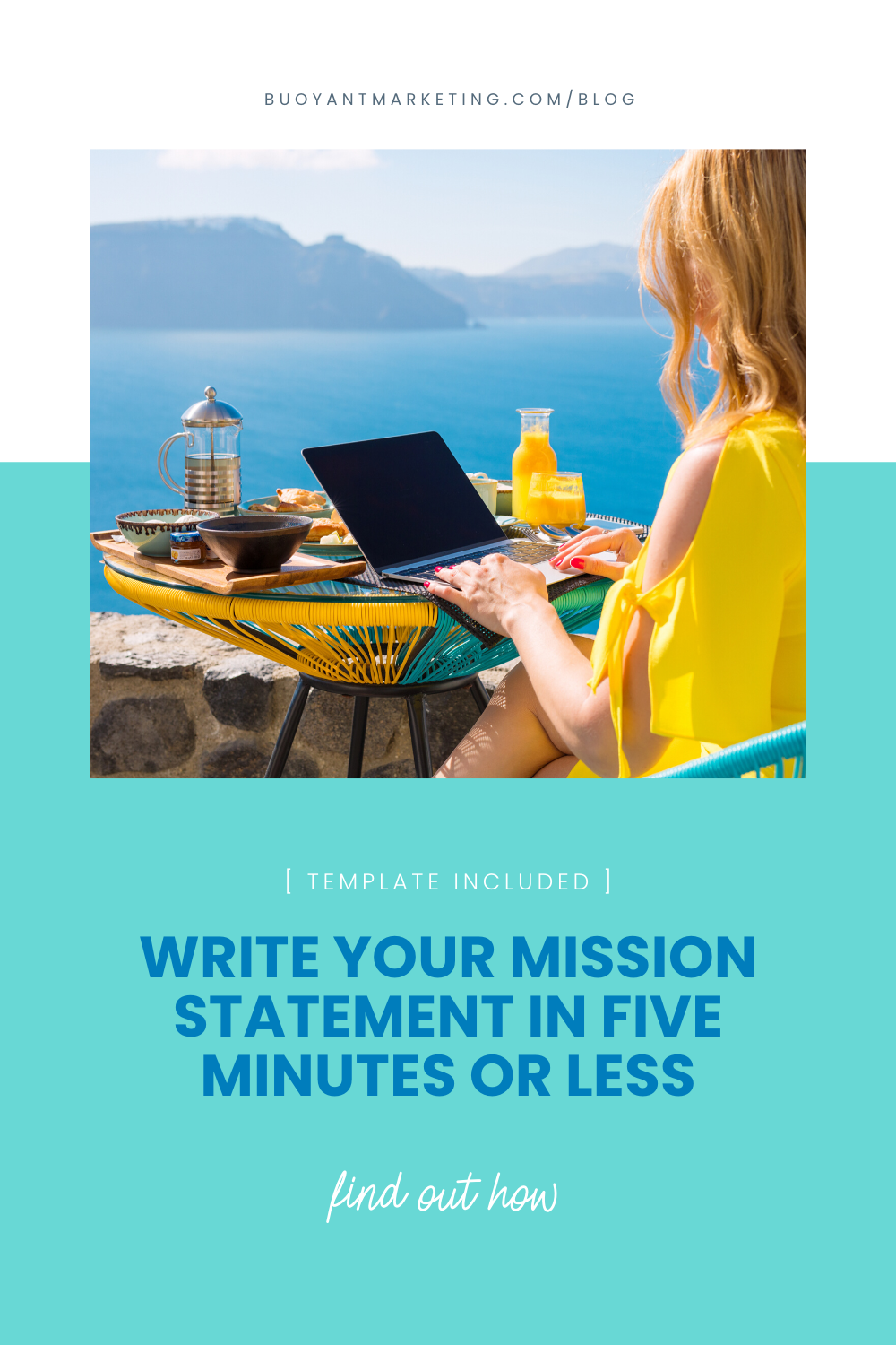 Mission Statement Generator Template Included Blog Buoyant Serving Innovative B2c Brands In 2020 Copywriting Ads Mission Statement Photography Branding