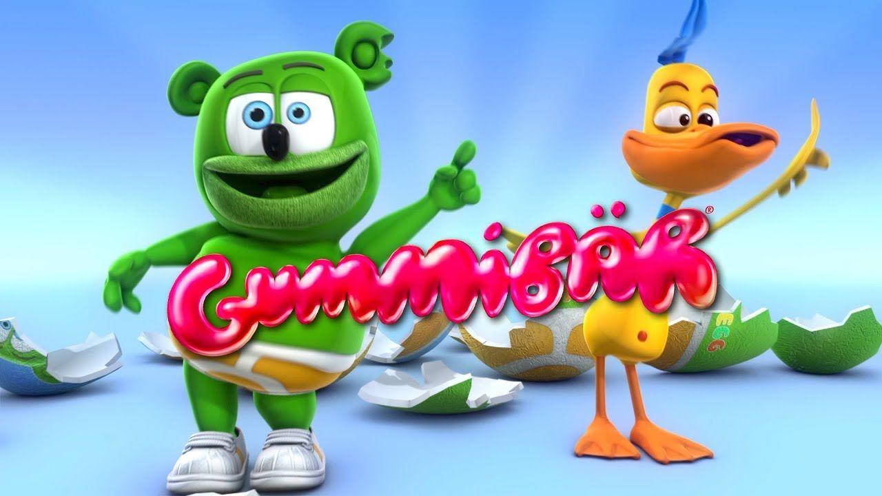 GUMMY EGG Gummy Bear Song GUMMIBÄR Osito Gominola Ursinho Gummy - http://www
