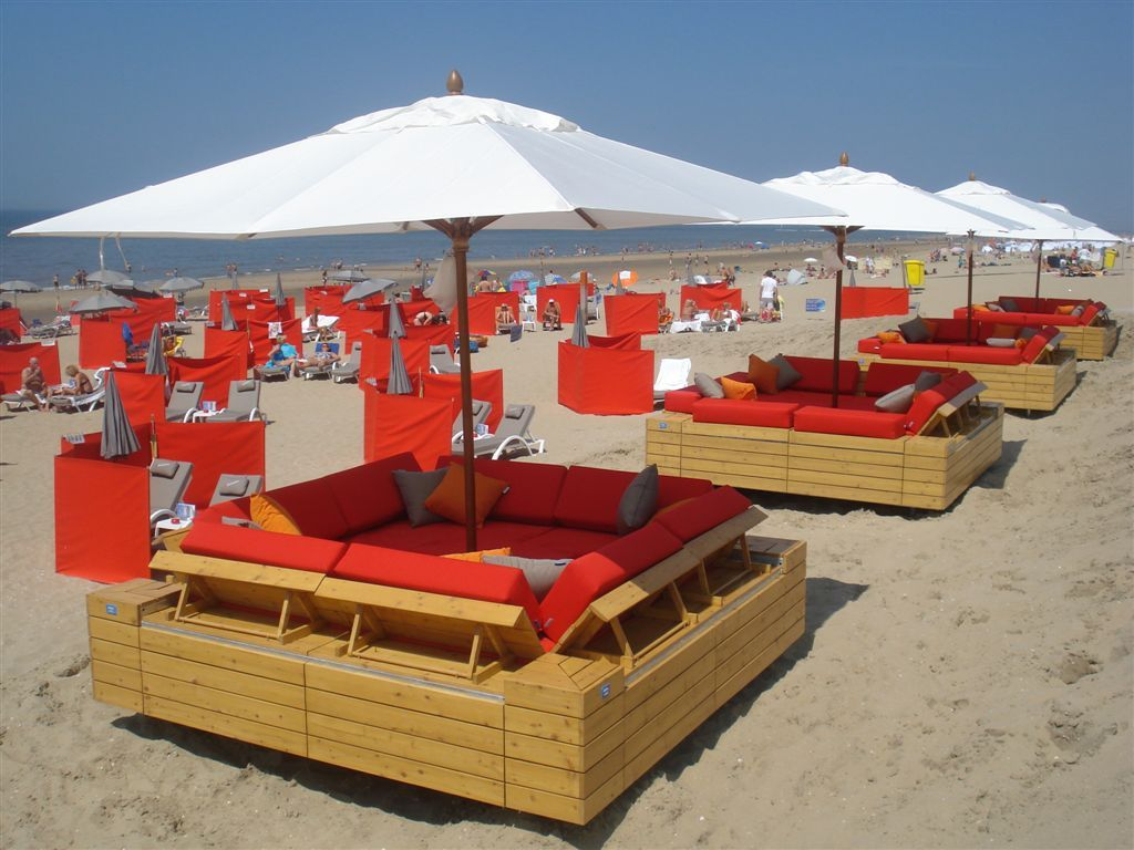 Pin Op Bries Beachclub Restaurant Bar