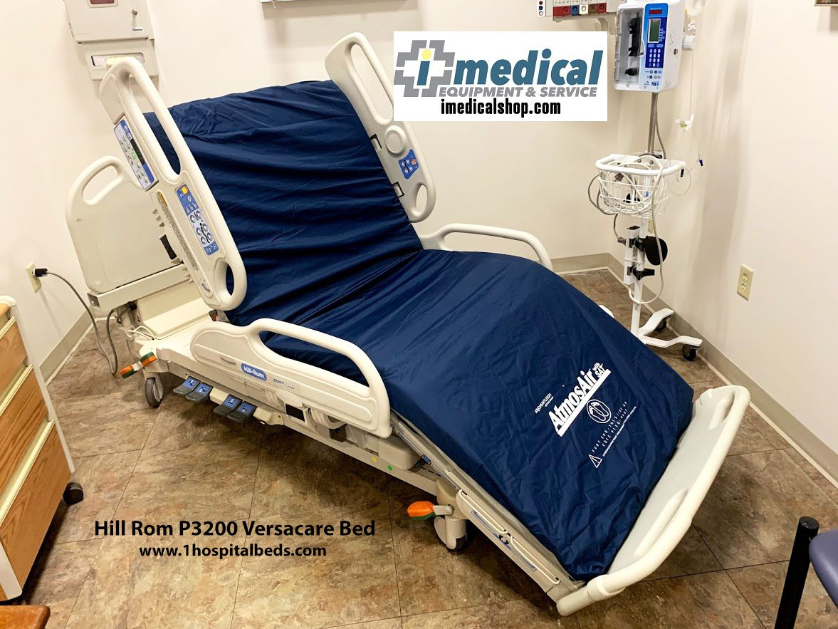Hospital Beds Reconditioned, refurbished used electric