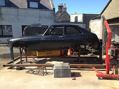 Ebay Mgb Gt Body Shell Superb Incl Doors Front Wings Bonnet