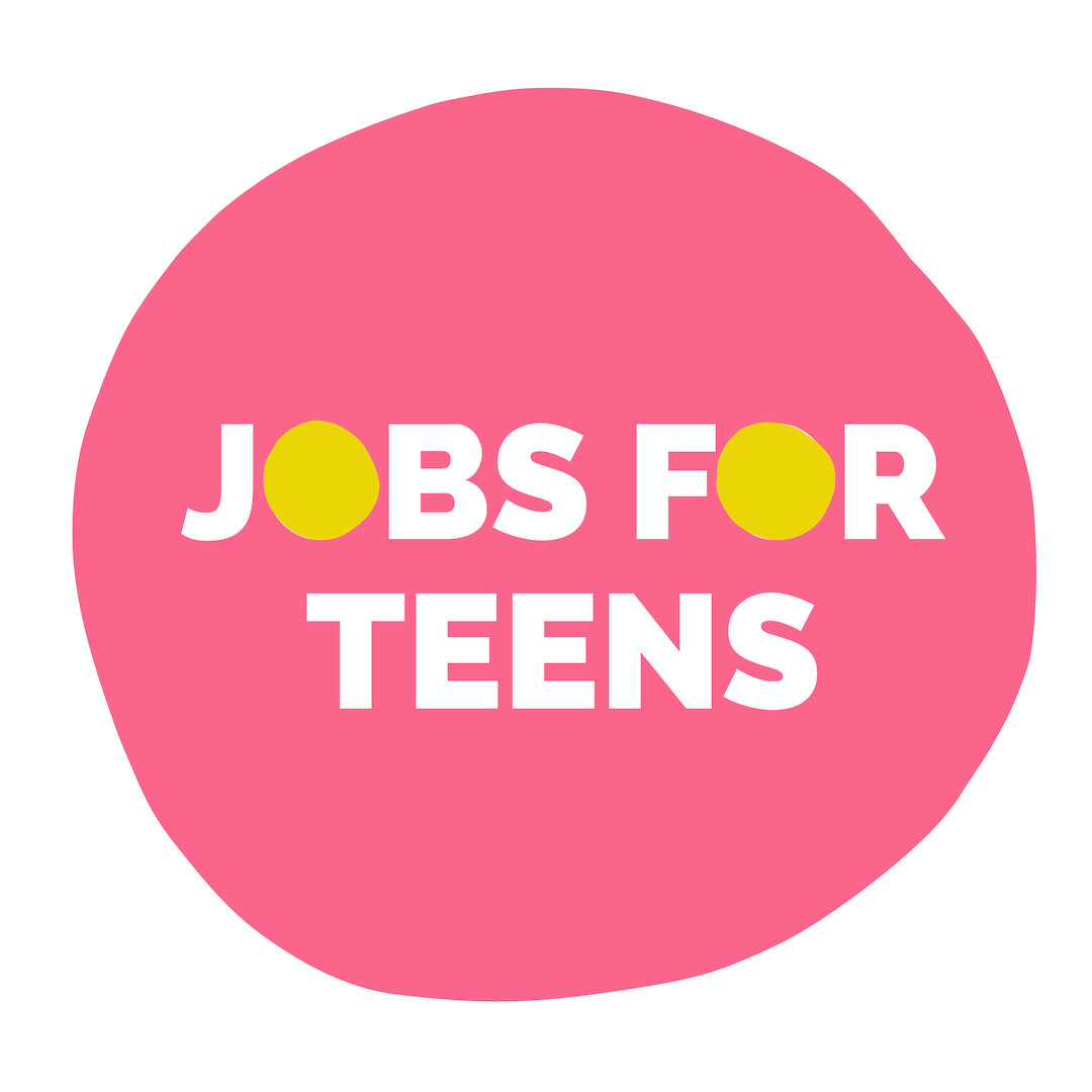 Jobs For Teens Jobs For 13 14 15 16 Year Olds Jobs For Teens Student Jobs Job