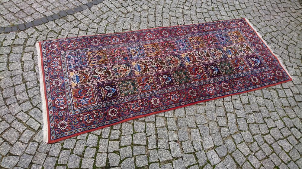 Perski Dywan Moud R Tkany Iran Wel Jedwab 80 200cm 8509632718 Oficjalne Archiwum Allegro Bohemian Rug Carpet Rugs
