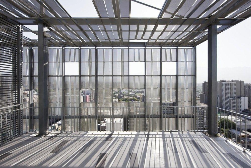 Edificio Gen / Felipe Assadi + Francisca Pulido