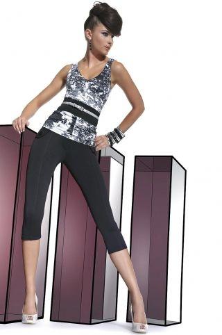 more #Fashion #Leggings - www.jestesmodna.pl