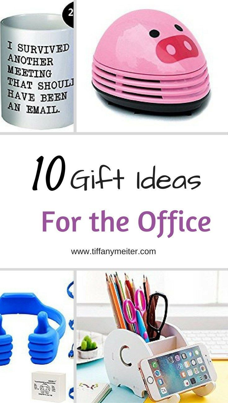 10 fun gift ideas for the office tiffany meiter gifts