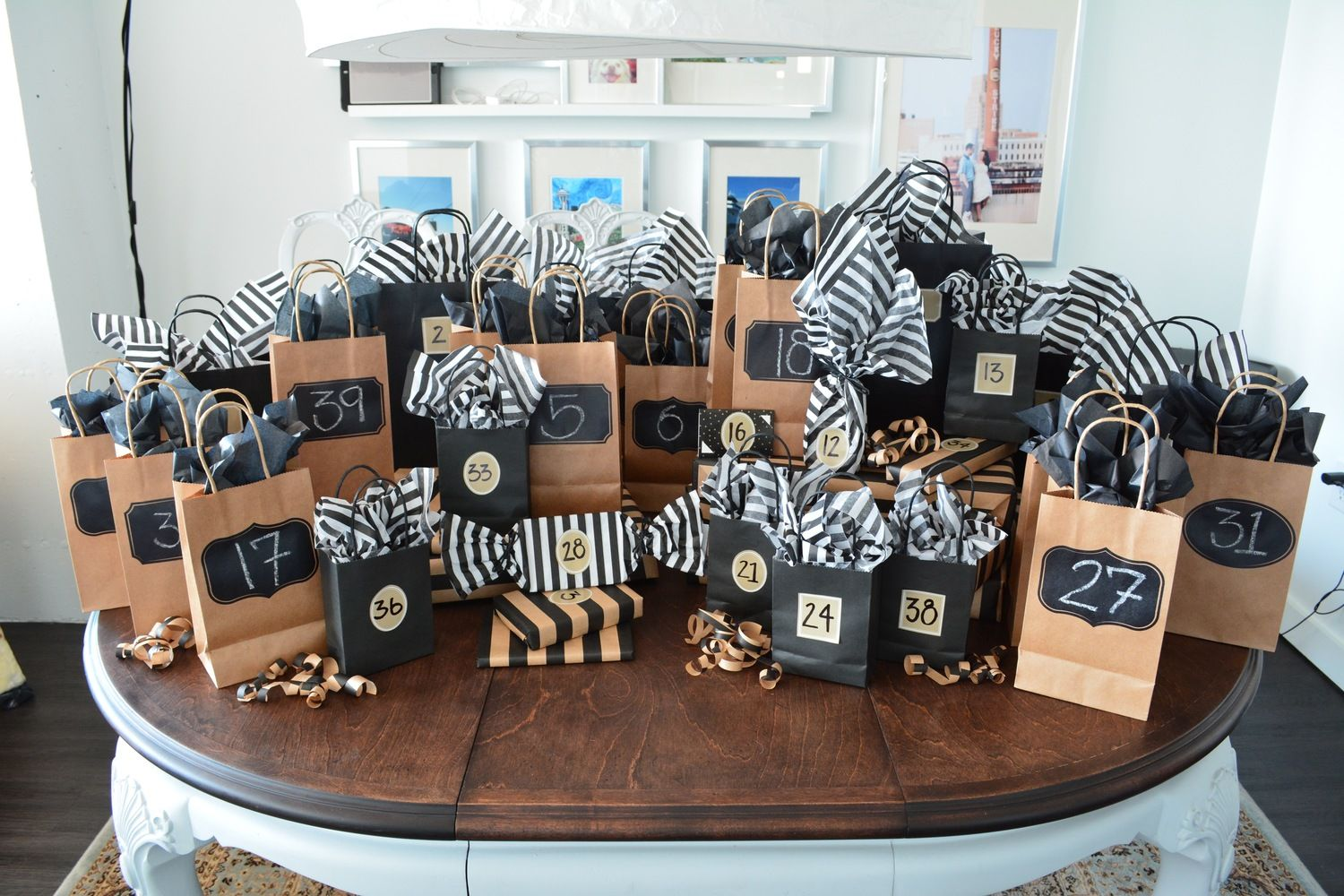 40 presents for the 40th birthday girl with images