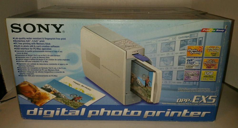 DIGITAL PHOTO PRINTER DPP-EX5 DRIVERS FOR PC
