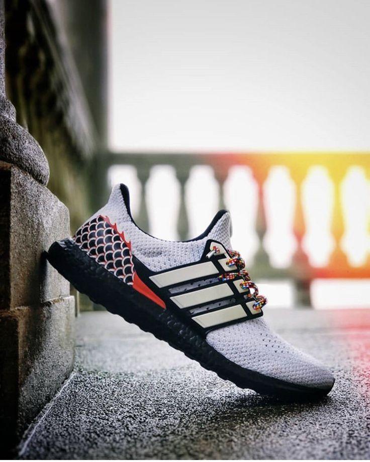 adidas Ultra Boost - Irakly Gudini | Buty do biegania, Buty ...