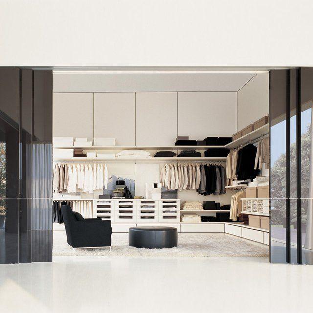 : : Stack Walk-In Wardrobe by Molteni & C